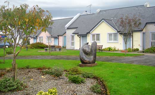The Lawn - Claremorris Social Housing Scheme