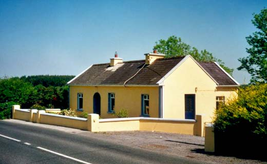 Claremorris Rural Regeneration Scheme