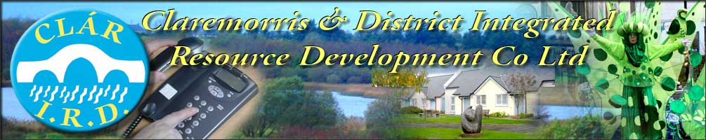 Cl�r IRD  Claremorris & District Integrated Resource Development Co Ltd